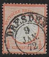 Allemagne  N° 3 - Cote : 55 € - Allemagne