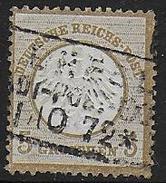Allemagne  N° 6 - Cote : 125 € - Allemagne