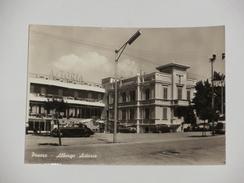 PESARO URBINO - Pesaro - Albergo Astoria - Auto - 1958 - Pesaro