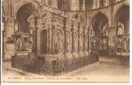 L103A_367 - Reims - 12 Eglise Saint-Remi - Tombeau De Saint-Remi - Reims