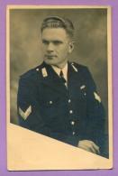 Foto Cartolina Militare - Guerra, Militari