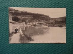 Besançon - La Citadelle Vue Tarragnoz (12) - Besancon