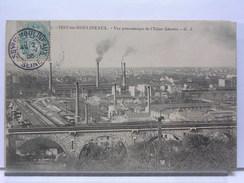 92 - ISSY LES MOULINEAUX - VUE PANORAMIQUE DE L'USINE GEVELOT - 1906 - Issy Les Moulineaux