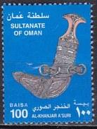 Oman, 2001 - 100b Al-Khanjar A'Suri - Nr.429 Usato° - Oman