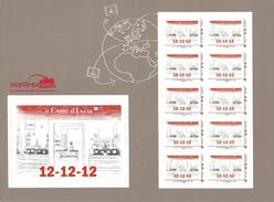 Collector Carré D'encre 12 12 12