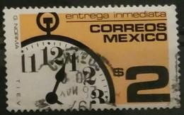 MÉXICO 1975 Correo Urgente. USADO - USED - Mexique