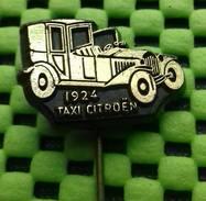 Pin  (  Taxi Citroën 1924 - Pin's