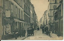Paris,Rue Lemercier - France