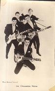 LES CHAUSSETTES NOIRES     //////    REF  MAI 17 / - Entertainers