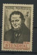 FRANCE - STENDHAL - N° Yvert 550 ** - France