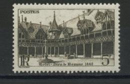 FRANCE - BEAUNE - N° Yvert 499** - France