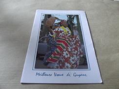 CP Meilleurs Voeux De Guyane - Autres