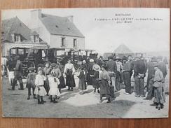 Le Fret.au Départ Du Bateau Pour Brest.édition MTIL 1143 - Crozon