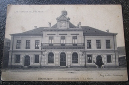 Giromagny Mairie Cpa - Giromagny