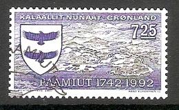 004128 Greenland 1992 Paamiut 7K25 FU - Greenland