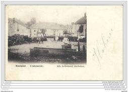 ROSSIGNOL ..-- L ´ Abreuvoir . RR . 1903 Vers PARIS ( Mr Jacques BOISSEAU ) . Voir Verso . - Tintigny