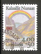 004129 Greenland 1992 Neriuffik 4K + 50o FU - Greenland