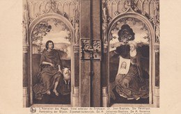 Brugge, Bruges, Hôpital Saint Jean, L'Adoration Hans Memling (pk36071) - Brugge