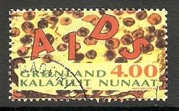 004130 Greenland 1993 Aids 4K FU - Greenland