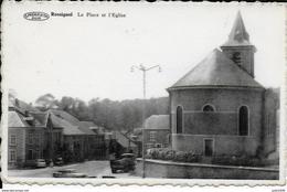 ROSSIGNOL ..-- La Place Et L' Eglise . - Tintigny