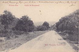 Villette-Bra - Route De Stoumont (Edit Wayaffe, 1908...petite Découpe Sur Bord) - Lierneux