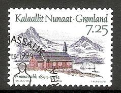 004132 Greenland 1994 Ammassalik 7K25 FU - Greenland