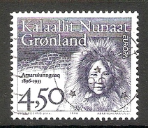 004136 Greenland 1996 Europa 4K50 FU - Greenland