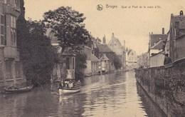 Brugge, Bruges, Quai Et Pont De La Main D'or (pk36078) - Brugge
