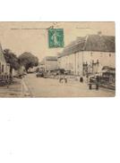 MERSUEY Le Château Et Route De Conflans - Andere Gemeenten
