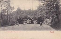 Gent, Gand, Le Pont Rustique Au Parc (pk36092) - Gent
