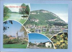 La Balme-de-Sillingy (74) Vues Générales Et La Mandallaz 2 Scans - Autres Communes
