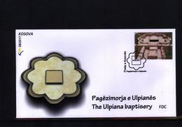 Kosovo 2017 Archaeology FDC