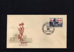 Jugoslawien / Yugoslavia 1956 Michel 789 FDC - Covers & Documents
