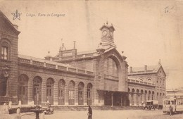 Liège Gare De Longdoz, Tram, Tramway (pk36113) - Liege