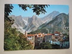 Bedizzano - Massa Carrara - Panorama E Cave Di Marmo - Massa