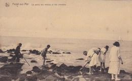 Heist, Heyst Aan Zee, La Pêche Des Moules Et Des Crevettes (pk36122) - Heist