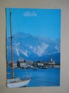 Marina Di Carrara - Massa Carrara - Panorama Spiaggia E Mare - Carrara