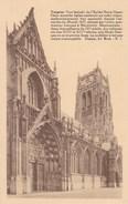 Tongeren, Tongres, Vue Laterale De L'Eglise Notre Dame (pk36124) - Tongeren