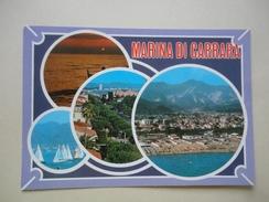 Marina Di Carrara - Massa Carrara - Vedutine - Panorama - Carrara