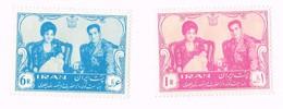 Birth Reza Pahlavi  , 1R And 6R Shah And Queen Farah Holding Crown Prince. تولد رض&# - Iran