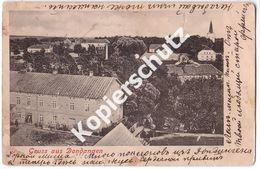 Gruss Aus Dondangen  1904  (z5013) - Letonia