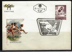 ÖSTERREICH - FDC Mi-Nr. 1348 Sport Stempel Wien (13) - FDC