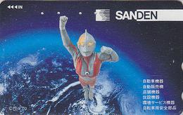 Télécarte Japon / 110-011 - MANGA - ULTRAMAN - ANIME Japan Phonecard - BD COMICS Telefonkarte - 3998 - BD