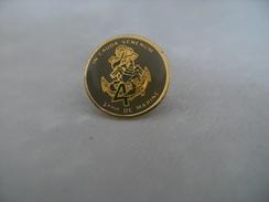Pin's Insigne Réduction Militaria 3éme De Marine RIMA 4éme Compagnie Armée Soldat Militaire,Marine Terre Air Mer.