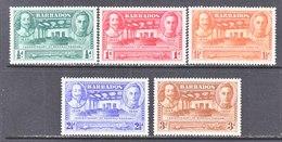 BARBADOS  202-6   ** - Barbados (...-1966)