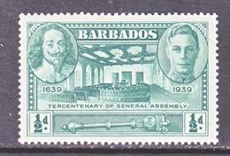 BARBADOS  202   * - Barbados (...-1966)