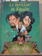 Mauricet_Olier-Solid!: Le Rouleau De Kraân/ Editions Le Téméraire, 1999 - Books, Magazines, Comics