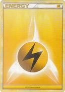 CARTE POKEMON - Identification : ENERGIE JAUNE - Andere