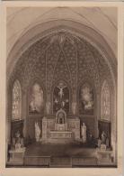 Chipps, Nouvelle Eglise - 6. Le Choeur: L'ensemble - Photo: Brunner - VS Valais