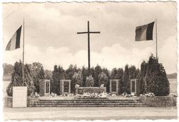 Waudrez-lez-Binche - Memorial De L'armée Secrète - Photo Véritable - Grand Format - Binche